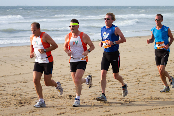 Fortress Beach Challenge - Beach Run.