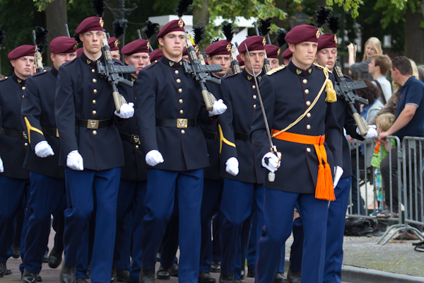 National Parade - Netherlands Veterans Day
