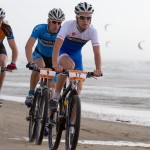 The CUBE Beach Criterium Bike Race