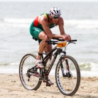 Conrad Stoltz (RSA) - World Champion - ITU World Championships Cross Triathlon 2013