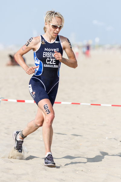 Helena Erbenova (CZE) - World Champion - ITU World Championships Cross Triathlon 2013