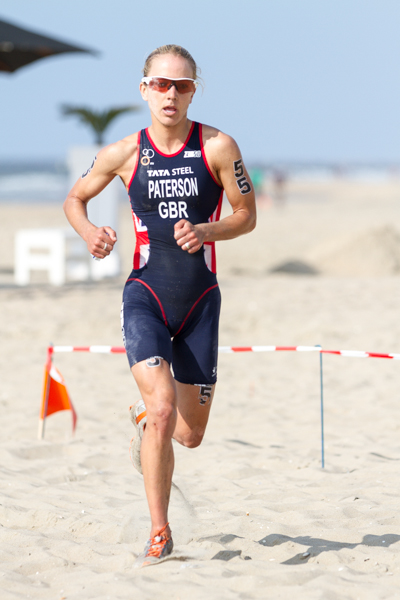 Lesley Paterson (GBR) - 2nd - ITU World Championships Cross Triathlon 2013.