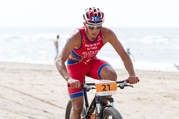Ruben Ruzafa (ESP) - 2nd - ITU World Championships Cross Triathlon 2013