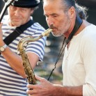 Straight Up Hogs -Jazz in de Gracht - The Hague.